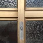 久留米 玄関の鍵交換