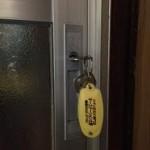 基山 鍵を無くしていたドアの鍵製作