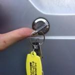 久留米市 車の鍵を無くして見つからない