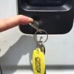 久留米市 車の鍵を全部無くしたところから鍵製作