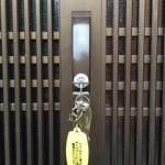 みやき町 玄関の鍵が壊れた