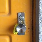 古い鍵を新しい鍵に取替え!