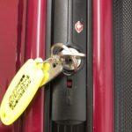 鳥栖 スーツケースの鍵を失くしてしまった 鍵製作!