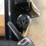【鳥栖市 キャビネットの鍵が無い!】 鍵が無い状態から鍵を製作!