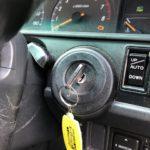 【筑後市 車の鍵を無くしてしまった】 鍵が無い状態から鍵製作