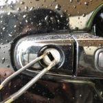 【筑紫野市 車の鍵を詰め込んでしまった】 ピッキング解錠。