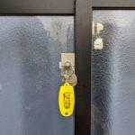 【小郡 窓に鍵を付けたい!】 掃き出し窓に鍵取り付け