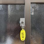 【窓に鍵を付ける 鳥栖】 外から閉められる鍵取り付け