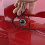【車に鍵を詰め込んでしまった 基山町】 BMW 320d 解錠